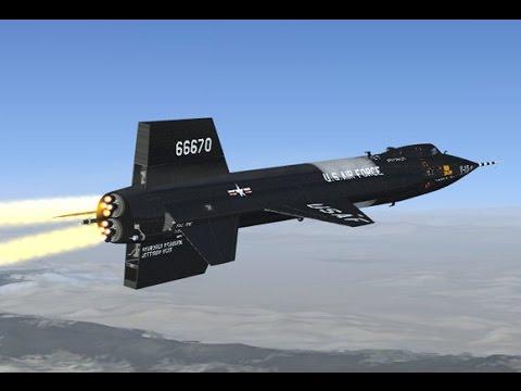 Engineering Machines - Mach 7 North American X-15 - Fastest X-Plane - Full Documentary (720p HD)