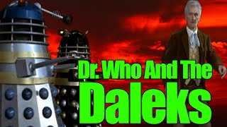 Dark Corners - Dr. Who and the Daleks: Review