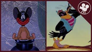 Disturbingly Racist Moments in Cartoons