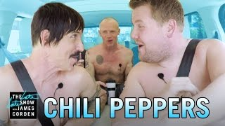 Red Hot Chili Peppers Carpool Karaoke
