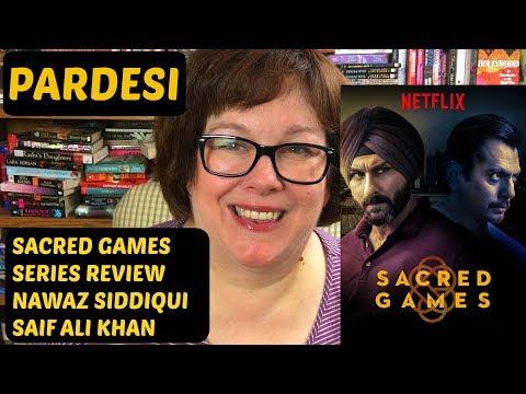 Xxx Mp4 Sacred Games Series Review Saif Ali Khan Nawazuddin Siddiqui Radhika Apte 3gp Sex