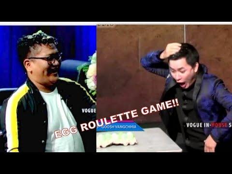 Xxx Mp4 JERRY Vs DREW Egg Roulette Challenge INHOUSE 3gp Sex