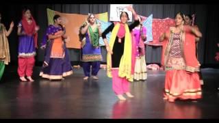 Vaisakhi Celebration 2016 Jago Gidha Boliyan Performance
