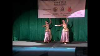 Kathak by JNCC Moscow Students
