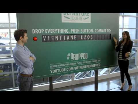 Heineken   Departure Roulette   YouTube