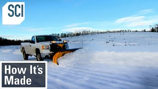 How It's Made: Snow Plows