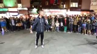 street football Séan Garnier  fintebi