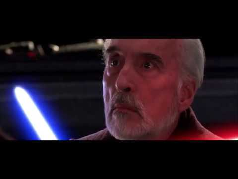 Xxx Mp4 Anakin And Obi Wan Vs Count Dooku But Every Time The Lightsabers Clash Obi Wan Say Hello There 3gp Sex