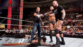 13 dominant triple-team moves: WWE Fury, June 18, 2017