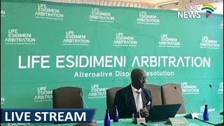 Judge Moseneke delivers Life Esidimeni report: 19 March 2018