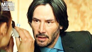 SIBERIA Trailer NEW (2018) - Keanu Reeves Thriller Movie