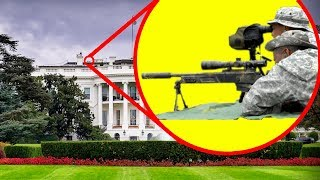 10 INCREDIBLE Security Features In The White House!