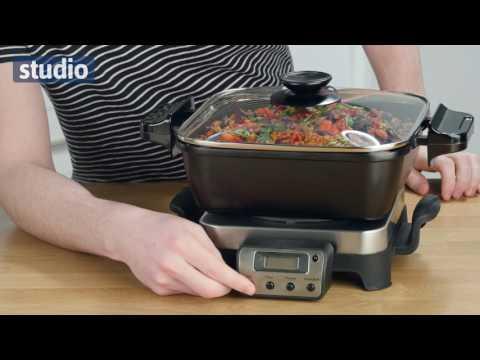 Studio - EGL 4 litre Multi Cooker