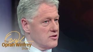 What Former President Bill Clinton Did to Save His Marriage | The Oprah Winfrey Show | OWN