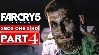 FAR CRY 5 Gameplay Walkthrough Part 4 [1080p HD Xbox One X] - No Commentary