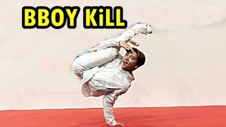 B.boy Kill - Awesome PowerTricks - Training 2017