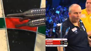 PDC Japan Darts Masters 2015 - FINAL - Peter Wright vs. Phil Taylor