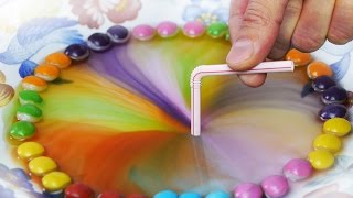 Would YOU drink this? DIY Skittles Science Experiment For Kids