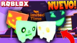 ¡NUEVAS PETS de HALLOWEEN SUPER CHETAS! - Roblox: Pet Simulator