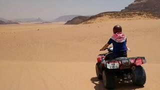 Buggy Riding in Wadi Rum