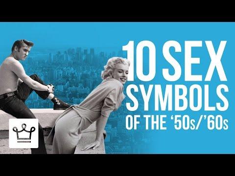 Top 10 Sex Symbols of the
