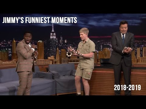 Jimmy Fallon Funniest Moments 2019 compilation