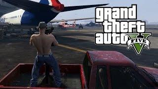 Grand Theft Auto 5 | Arg Whippit, Seriös Softis och Skrattande figgehn