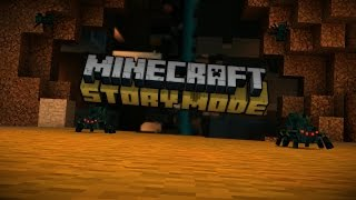 Minecraft Story Mode Episode 3 Full Walkthrough: The Last Place You Look - No Commentary