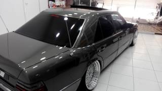 #Mercedes 200 E SERAMİK KAPLAMA UYGULAMASI 😎 İletişim : 05558107758