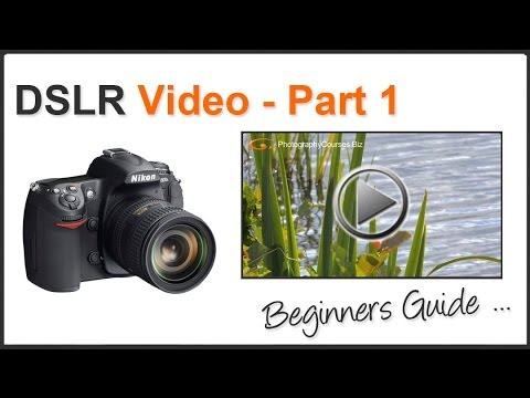 Xxx Mp4 How To Shoot Video With A DSLR For Beginners PT 1 3gp Sex