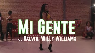 ALIYA JANELL | MI GENTE | J BALVIN, WILLY WILLIAMS