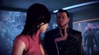 Mass Effect 3 - DLC Citadelle - Romance avec Miranda Lawson
