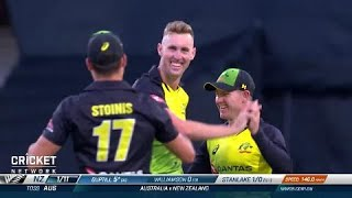 First T20: Australia v New Zealand