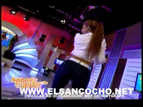 Wilo De New Interpretando Menea Tu Chapa En Sabado Extraordinario