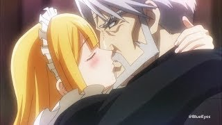 When Kissing Anime Girls...