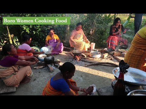 Xxx Mp4 Boro Women Cooking Outdoor For Ambassadors Of Bodoland 3gp Sex