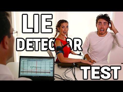COUPLES LIE DETECTOR TEST