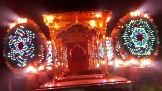 Satyam dj and road light