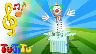 TuTiTu Toys and Songs for Children | Clown