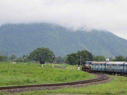 Guwahati Kolkata Full Journey from Kaziranga Express: Guwahati - New Jalpaiguri