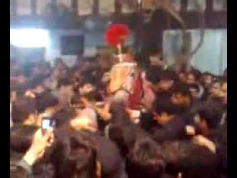 Zuljinah Zanjeer 9th Muharram Nichlson Road Lahore