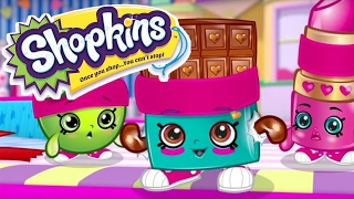 Shopkins | The Shopville Games | Shopkins cartoons | Toys for Children