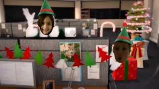 Funny Elf Dance!