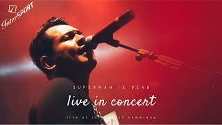 Superman Is Dead (SID) Live Concert Semarang 2015
