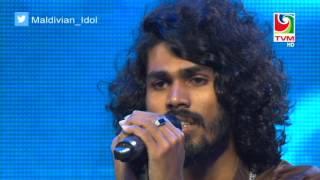 Maldivian Idol Gala Round | Hithugaavaa Handhaaney - Ishan
