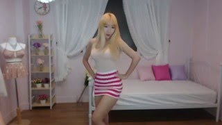 Waveya MiU_HYOMIN_NICE BODY_cover dance