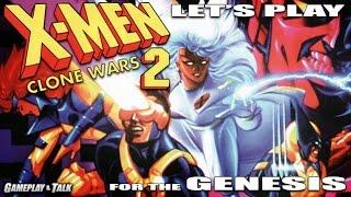 Let's Play X-Men 2: Clone Wars for the Sega Genesis