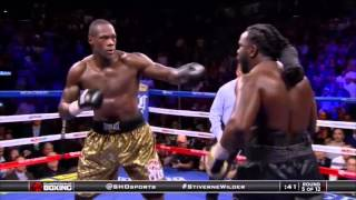 Deontay Wilder vs Bermane Stiverne HIGHLIGHTS HD