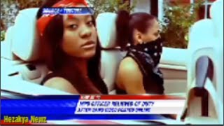 Female Memphis Police Officer FIRED For Making RATCHET Rap Videos and Hanging With GANG MEMBERS!!