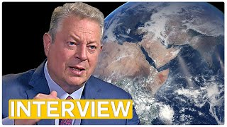 Al Gore - An Inconvenient Sequel: Truth to Power - exclusive interview (2017)